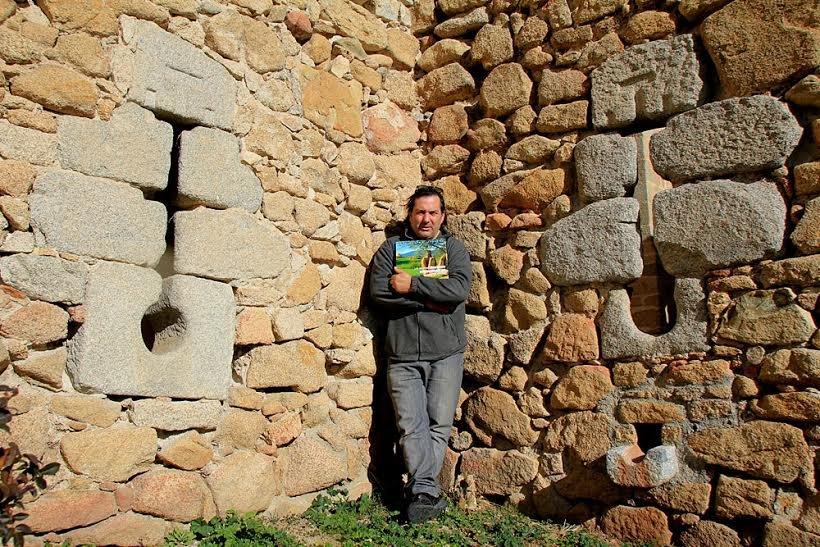 Pepo Paz, autor de Los mejores destinos arqueológicos en España / Foto de Pepo Paz