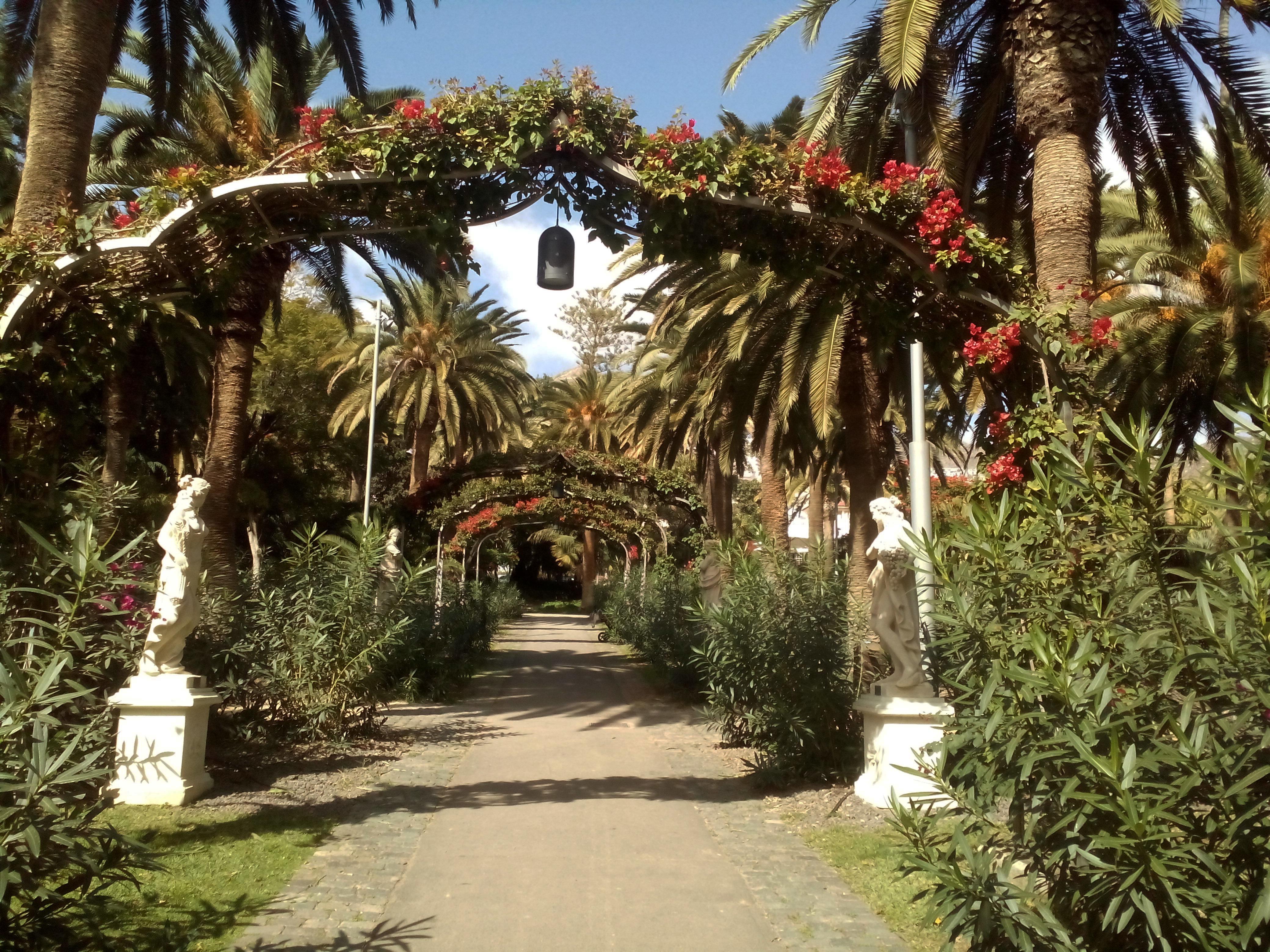 Parque garc a sanabria una cita con la naturaleza en - Parques infantiles santa cruz de tenerife ...