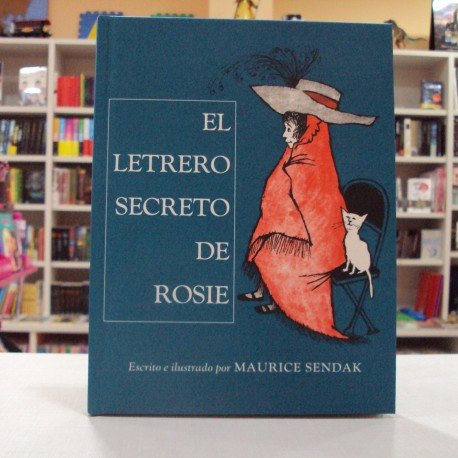 El letrero secreto de Rosie/ revistababar.com/