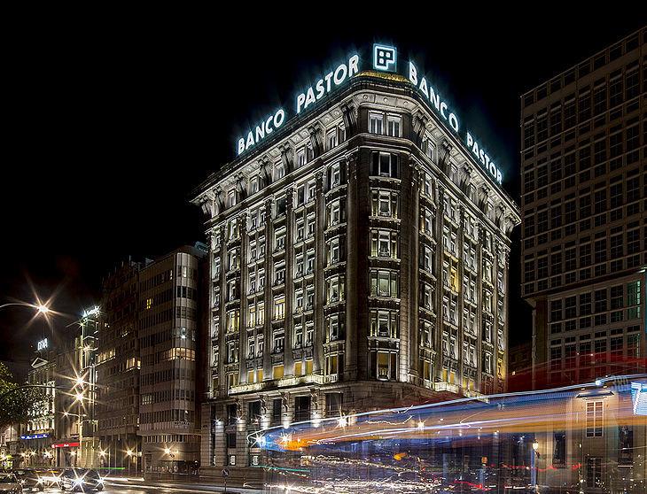 La banca espa ola tiene ya menos oficinas que en 1982 y el for Banco pastor oficinas barcelona