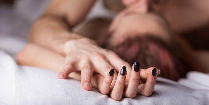 Mujer activa sexualmente