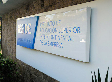 Instituto de Educación Superior Intercontinental de la Empresa (IESIDE). / Mundiario