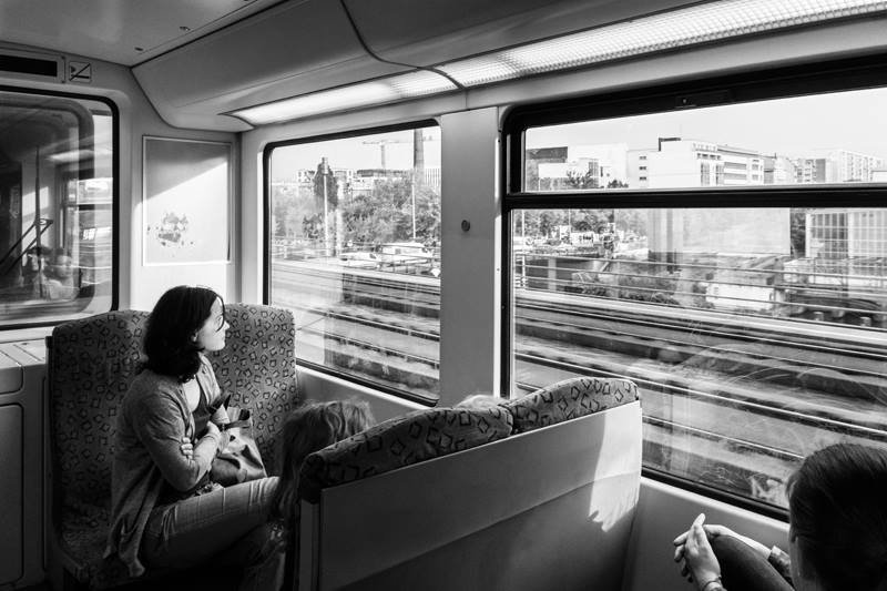 Tren/ José Luis Gea Arques