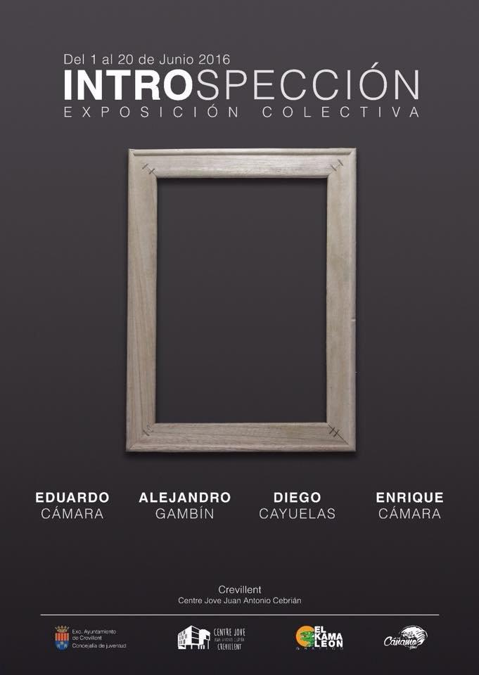 Cartel de la exposición/ Diego Sueño
