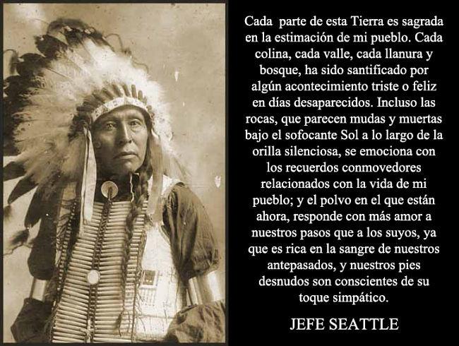 Resultado de imagen de el jefe indio Suquamish Seattle,