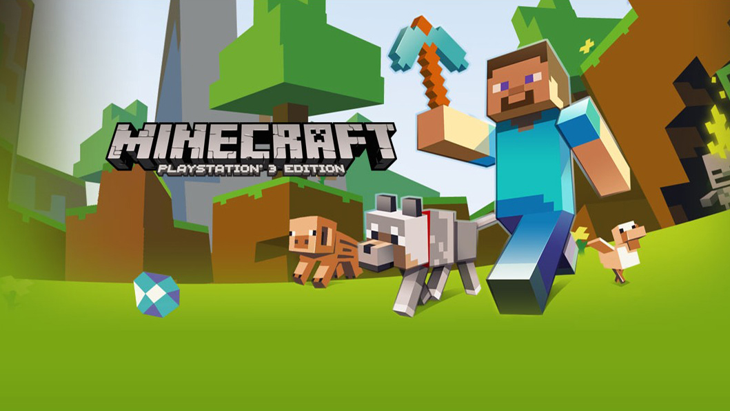 Minecraft/ playstation.com