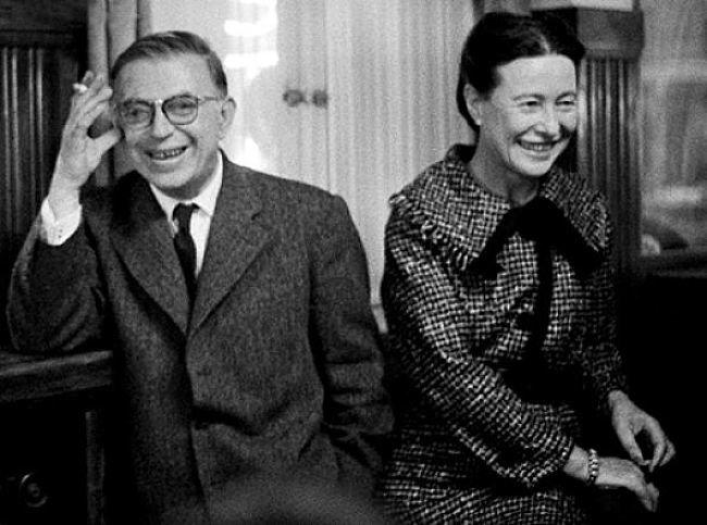 Jean Paul Sartre, por Simone de Beauvoir: los últimos años de un ímpetu  revolucionario - Sociedad - Mundiario