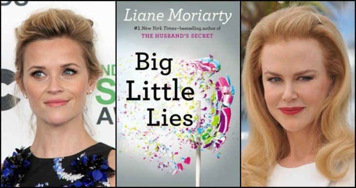 Big Little Lies serie de HBO. / Signature Reads