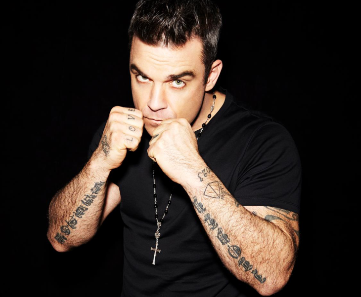 Robbie Williams. / tabs4acosutic.com