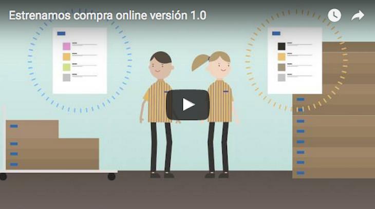 Ikea lanza la compra online en versi n 1 0 para espa a for Ikea compra online