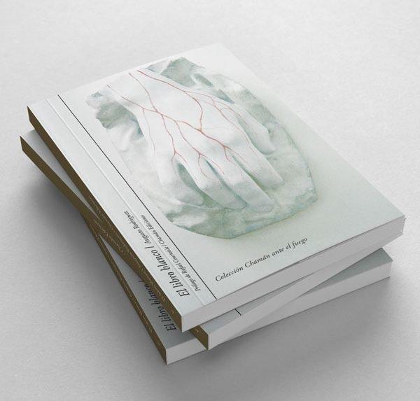 Portada de El libro blanco/ Chamán