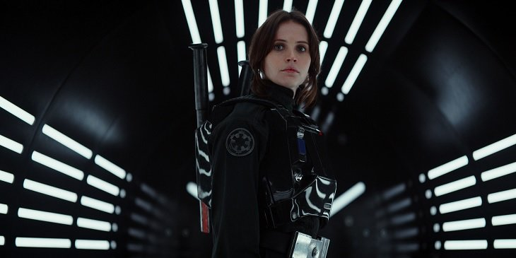 Rogue One. / Star Wars