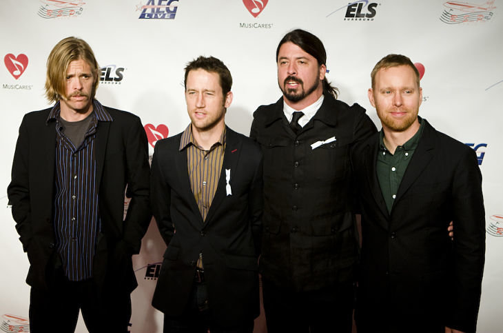 Foo Fighters. / Wikimedia Commons