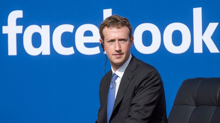 Mark Zuckerberg. / facebook.com