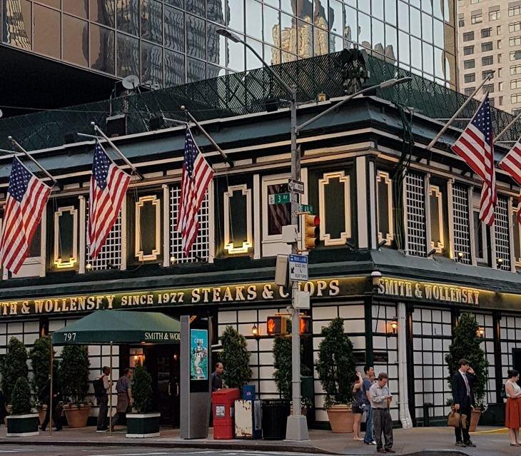 Smith & Wollensfy, en Nueva York. / depatienblanco.com