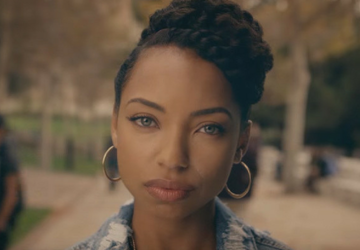 Sam White de 'Dear White People'. / Captura de Youtube