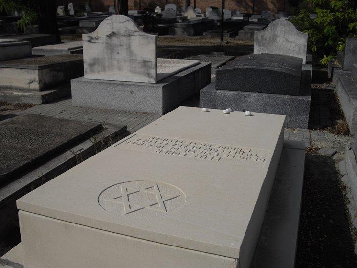 Cementerios judíos en Estados Unidos están siendo blanco