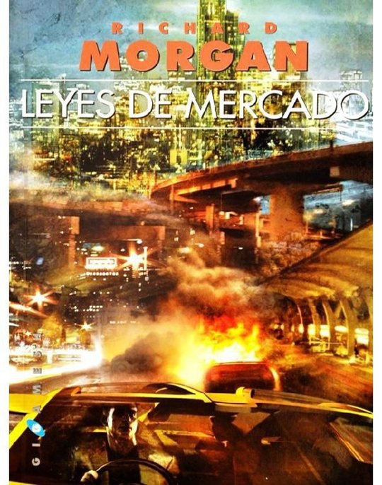 Leyes de mercado - Richard Morgan 540