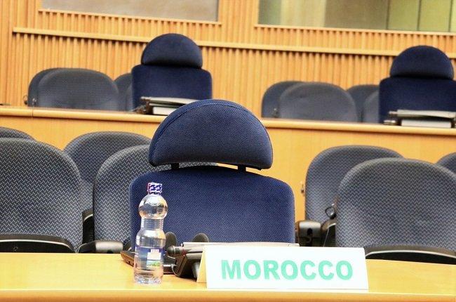 Morocco en el Consejo de Paz y Seguridad.