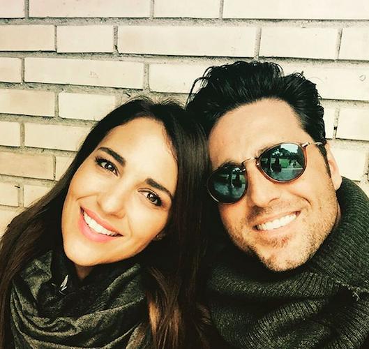 Paula Echevarría y David Bustamante. / Instagram
