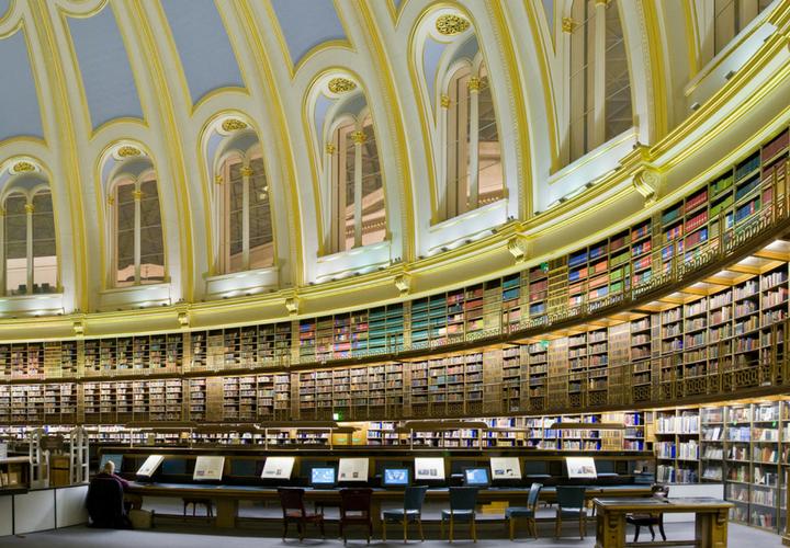 mejores bibliotecas libros viajes