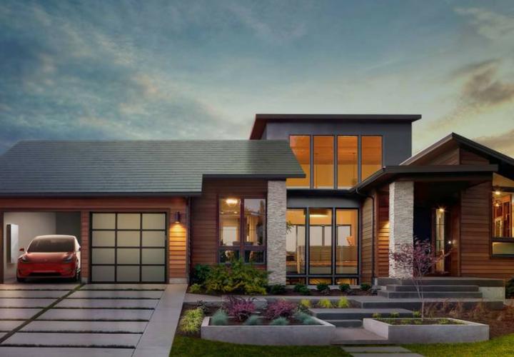 Las construcciones del futuro incorporarán tejas solares - Economía ...