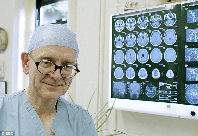 Henry Marsh, neurocirujano./ BBC