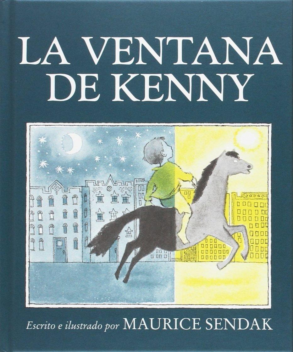 La ventana de Kenny, de Maurice Sendak. / Kalandraka