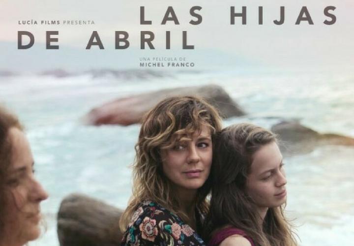 Las Hijas De Abril (2017) [DVDRip] [Latino] [1 Link] [MEGA]
