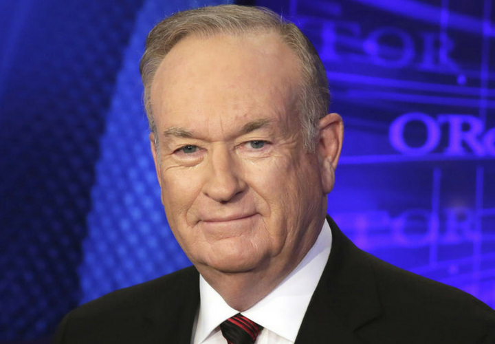 Bill O'Reilly, periodista y presentador. / Fox News.