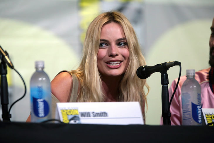 Margot Robbie, actriz Flickr