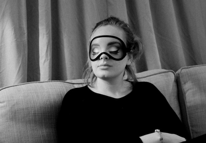 Adele, cantante. / Instagram.