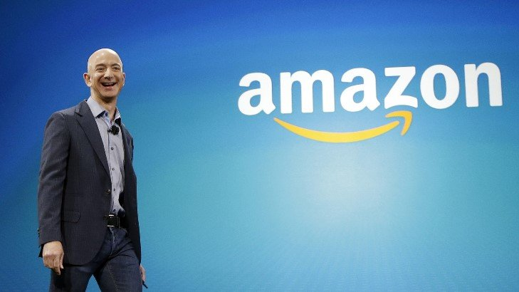 Jeff Bezos. / amazon.com