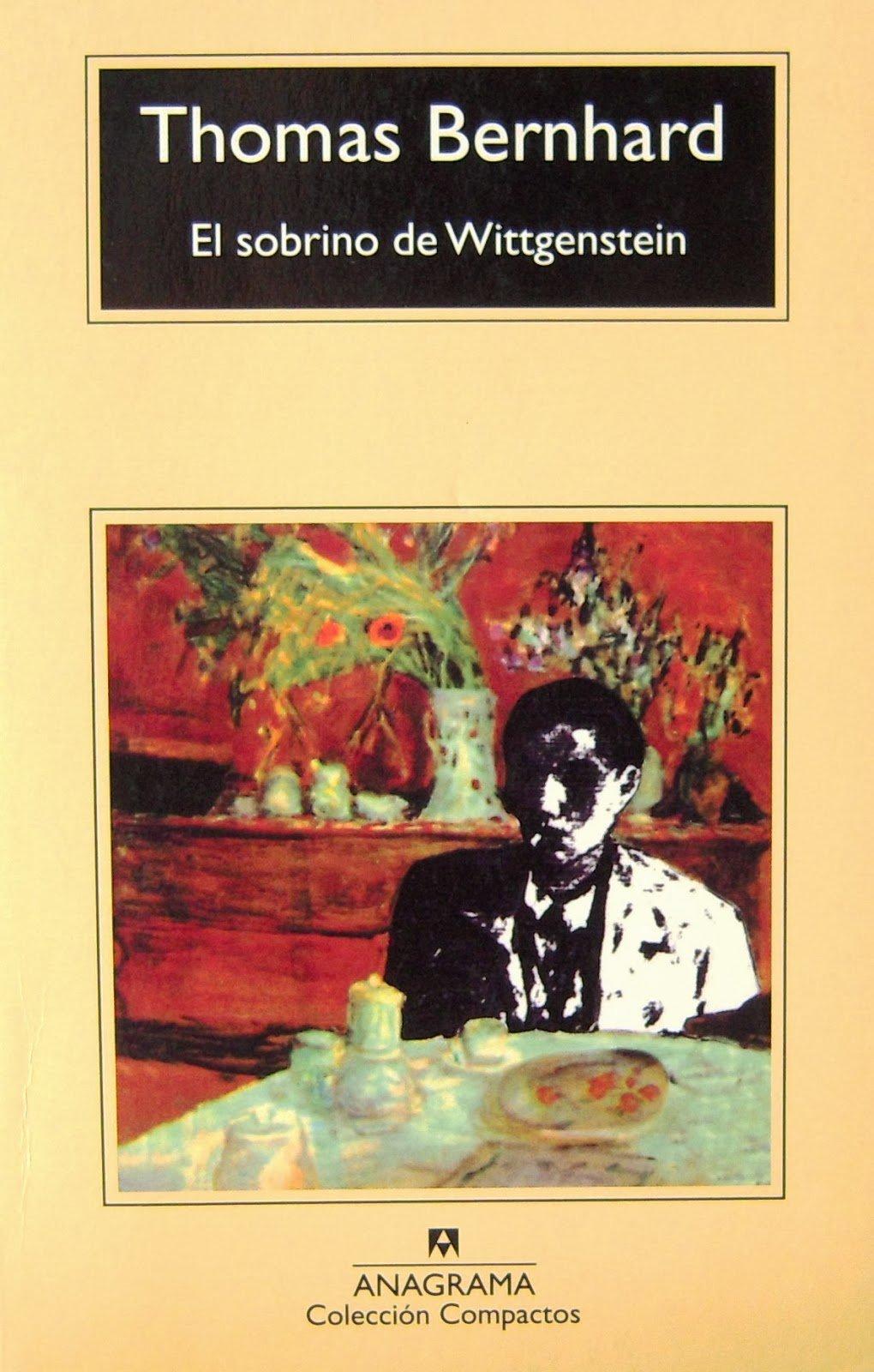 Portada de El sobrino de Wittgenstein./ Anagrama