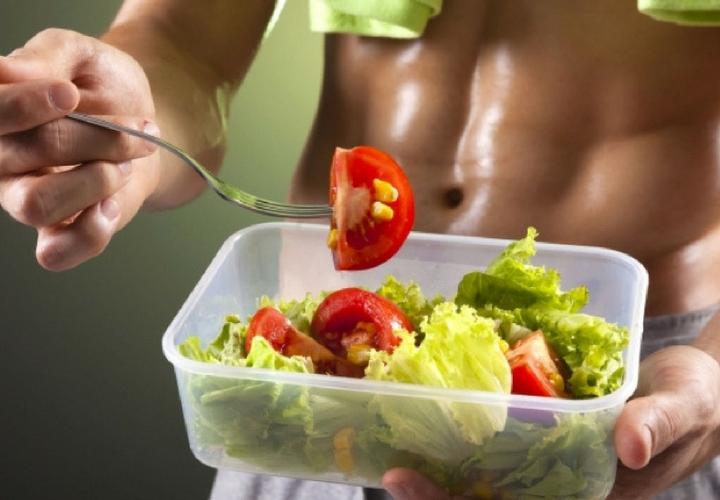 8 recetas fitness para mantener en forma al cuerpo durante