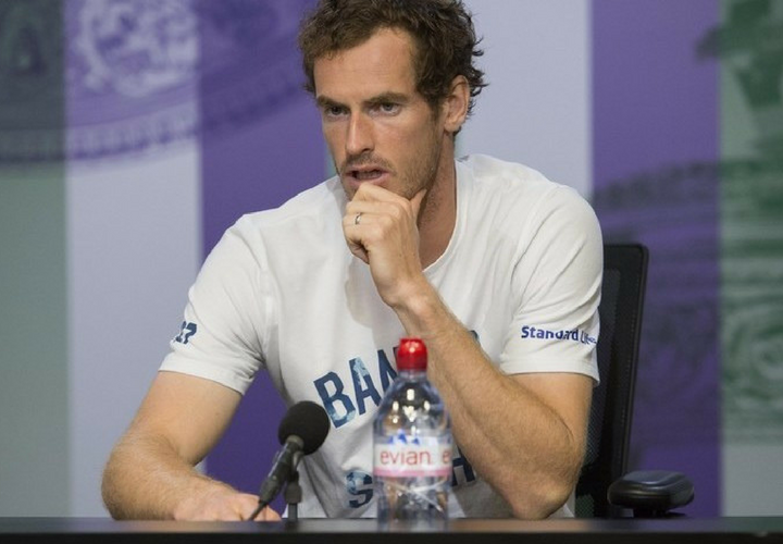Andy Murray, tenista. / Twitter.