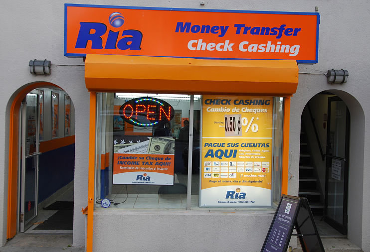 Ria Money Transfer Una Opción Para