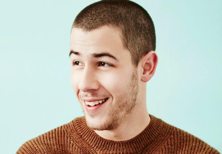 Nick Jonas, singer and actor.  Billboard