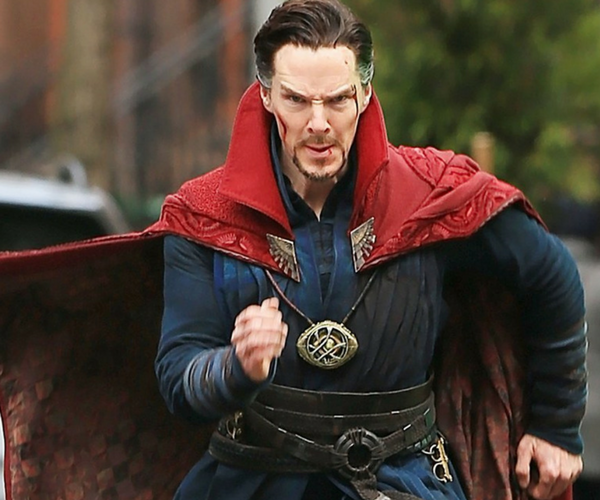 Revelan sinopsis de Doctor Strange in the Multiverse of Madness
