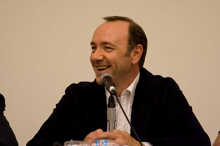 Kevin Spacey, actor. / flickr