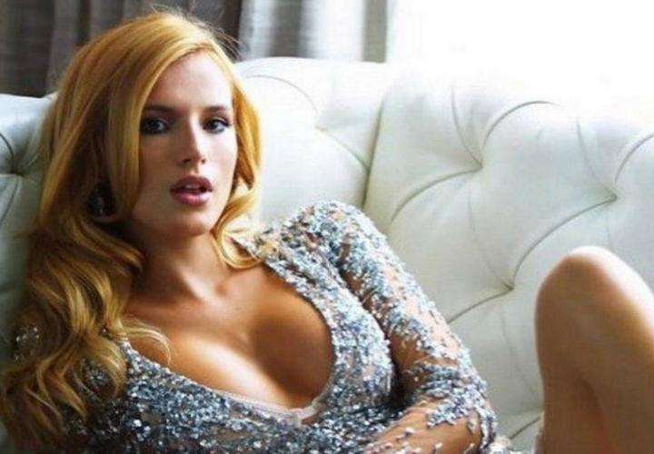 Bella Thorne Se Desnuda Para Demostrar Que No Es Perfecta Gente