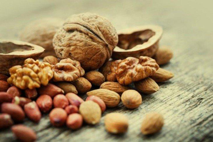conoce los beneficios del consumo de nueces para el estómago
