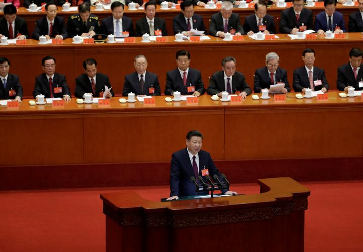 China nunca se doblegará ante EE.UU., afirmó el presidente Xi Jinping