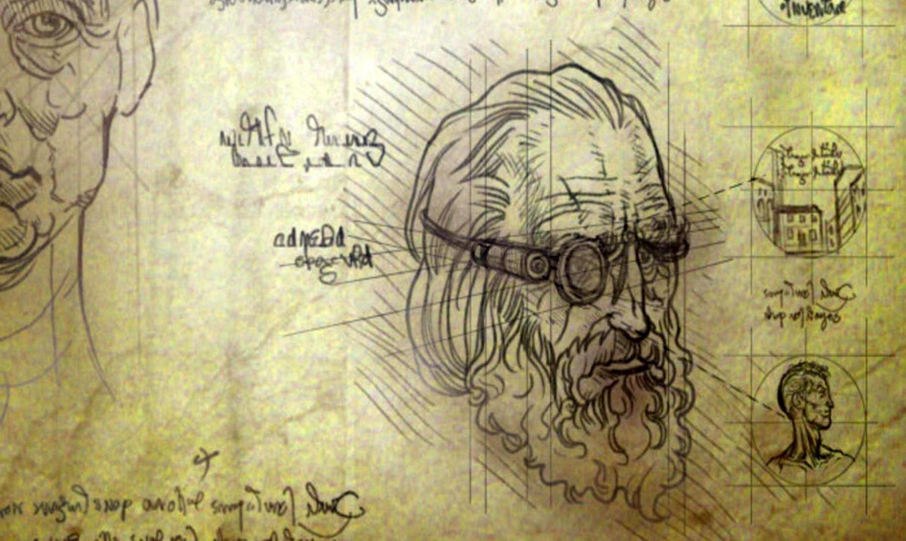 c90801c1c40a7 La evolución de las lentillas ópticas en la historia  de Da Vinci a ...