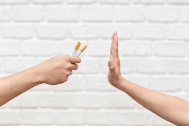 cambios en el cuerpo dejar de fumar