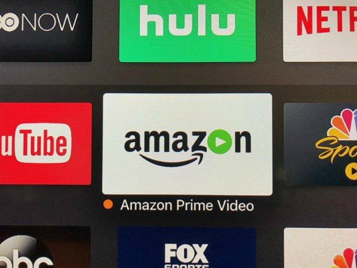 Prime, de Amazon, persigue de cerca a Netflixen el mercado de la nueva televisión