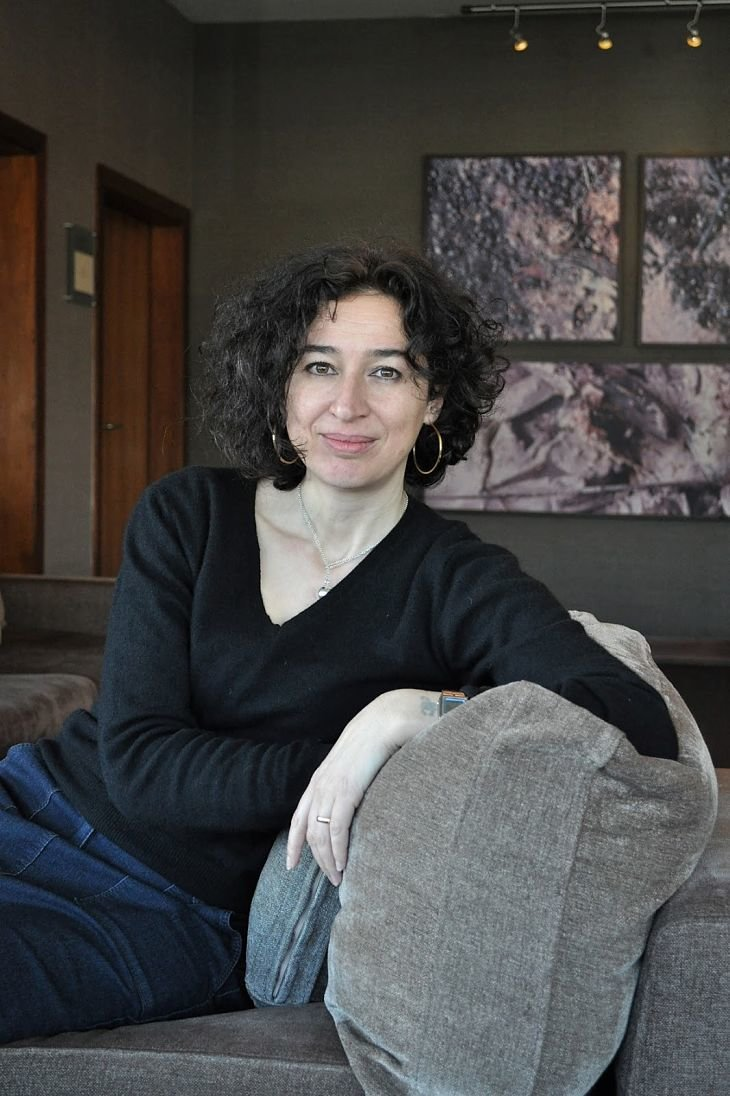 Marilena Nardi, artista italiana / Francisco Puñal Suárez