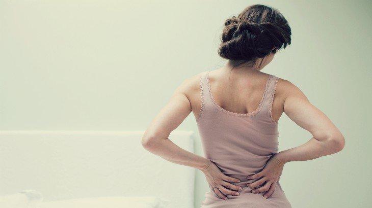 diabetes y dolor de espalda media