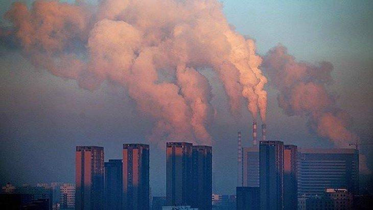 Contaminación del aire. / infogram.com