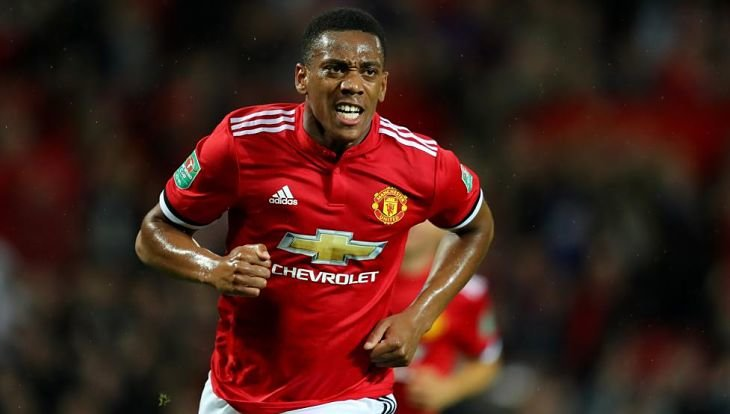Anthony Martial. / Google